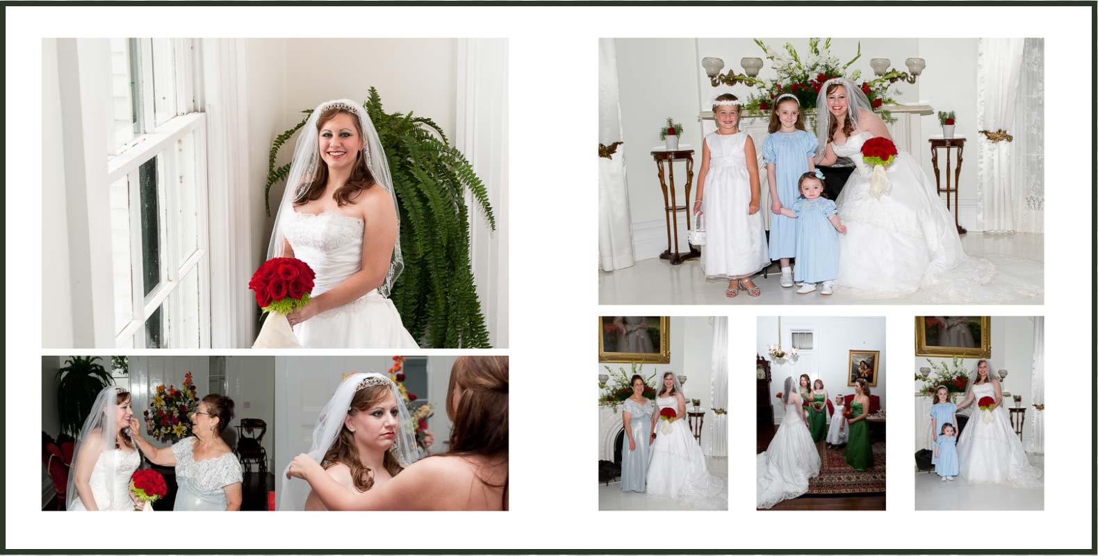 Nottaway Plantation Wedding Album-01