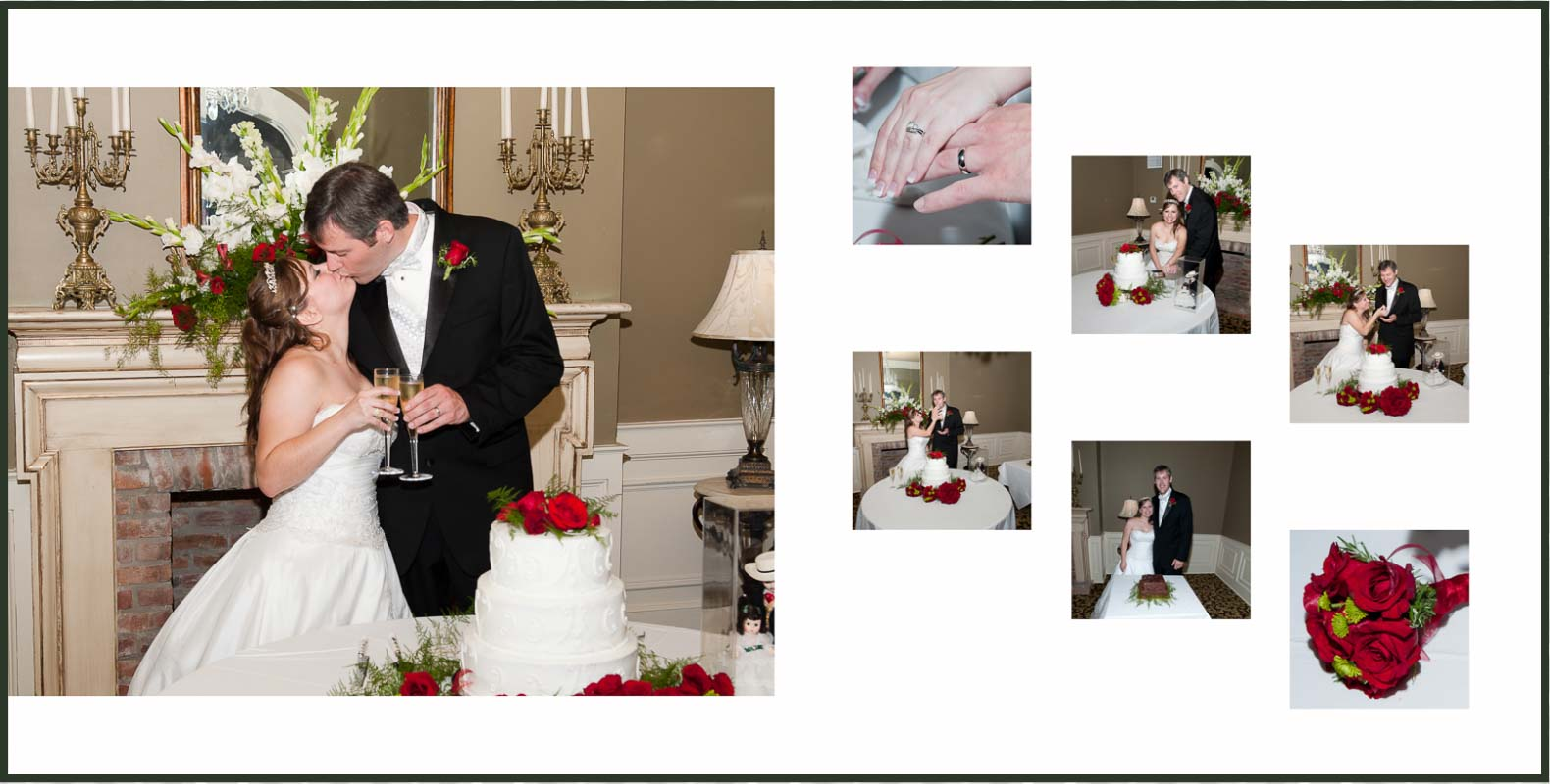 Nottaway Plantation Wedding Album-10