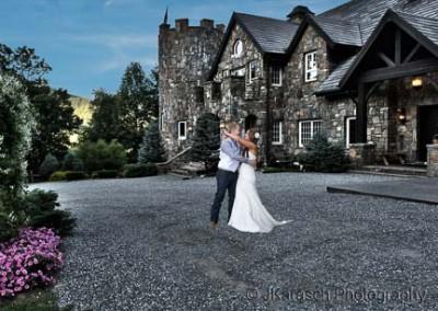 Castle Ladyhawke Wedding Photography