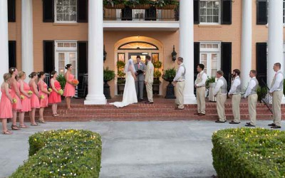 Southern Oaks Plantation Wedding