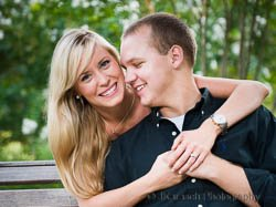 Engagement Photo Session in AIken