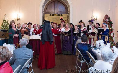 Aiken Choral Society Madrigal Dinner