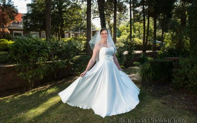 Leila Owen and Aston Thompson Wedding at Rose Hill Estate