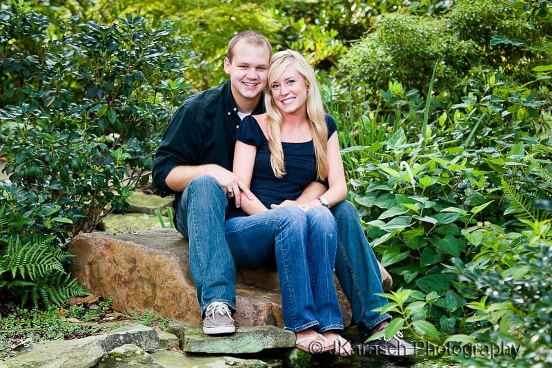Aiken Engagement Photo Session
