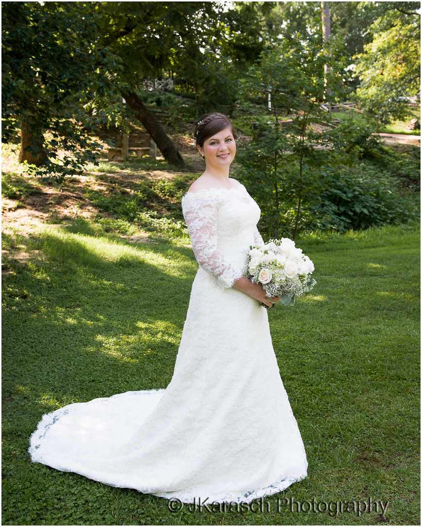 Bridal Portrait in North Augusta