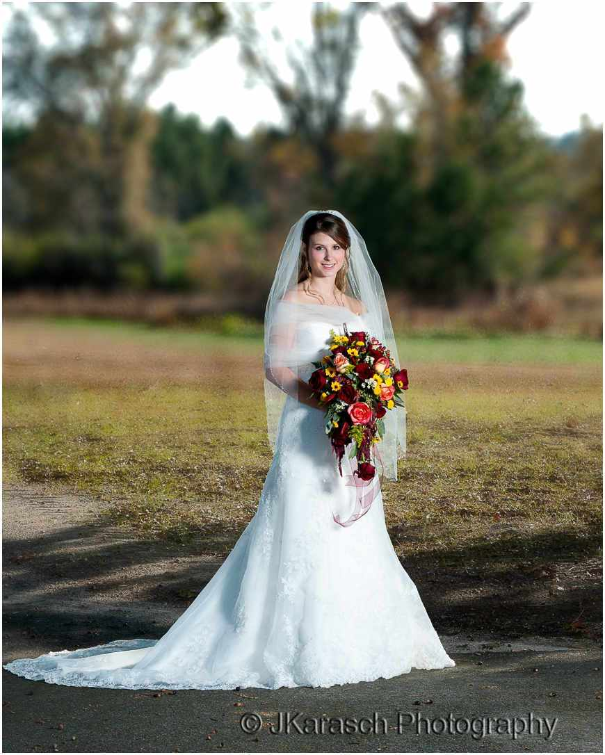 Bridal Portrait in Johnston SC